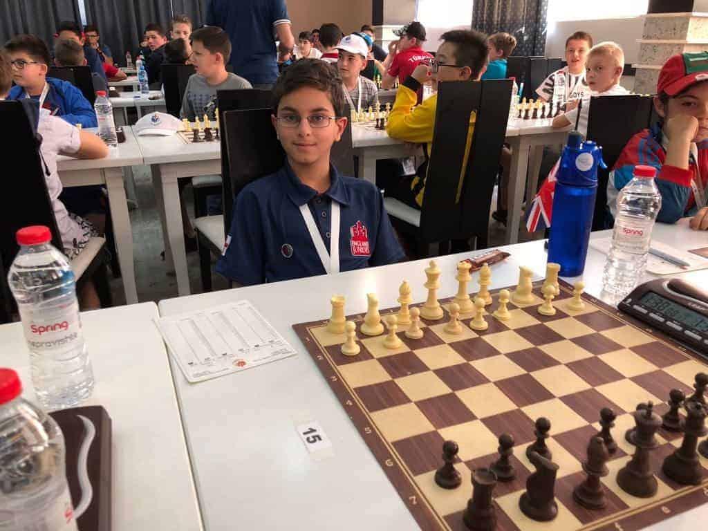 World Schools Chess Championships 2018 – Juniors