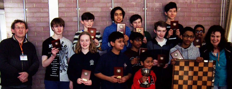 Under 18 County Championships 2018