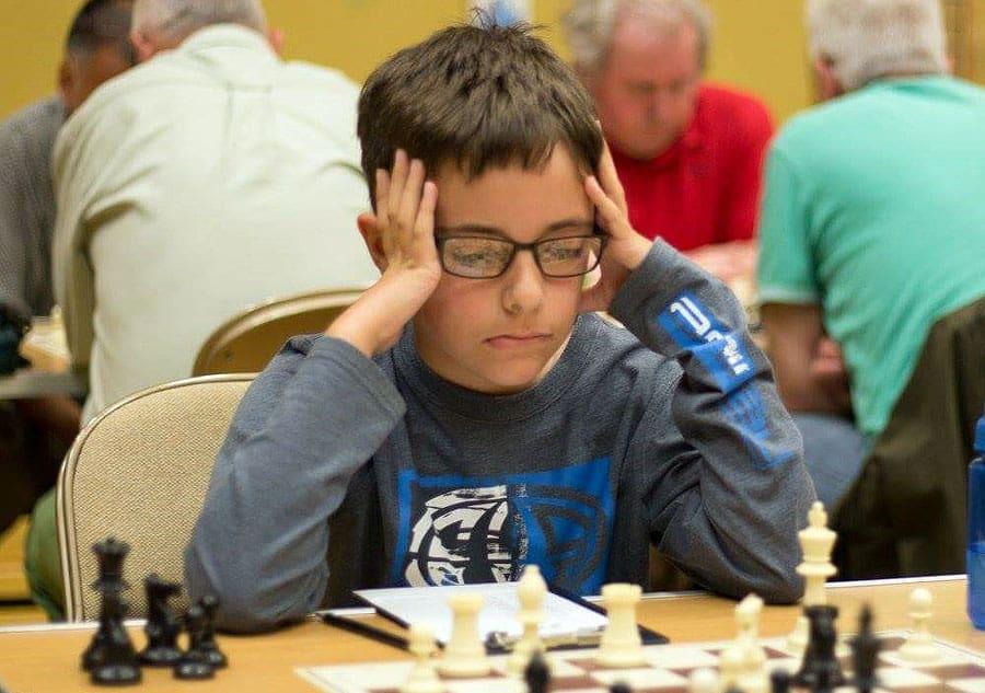 Success for ECF Chess Academy player Joe Hirst