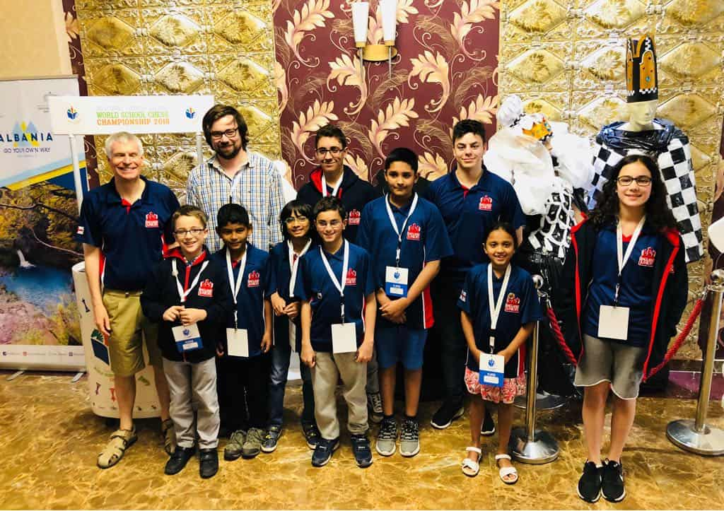 World Schools Chess Championships 2018 Albania