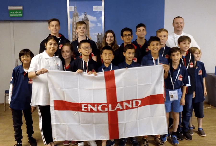 European Schools Chess Championships