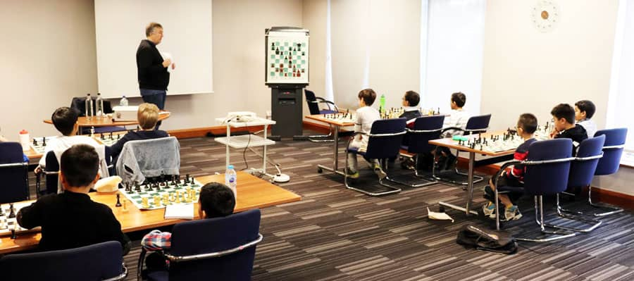 ECF Academy – Study Weekend January 2019