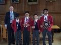 Champions - King's College Junior School Wimbledon