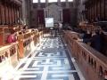 Prof. Millican in Hertford Chapel