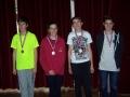 Chepstow School - Silver medallists