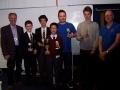 Winners RGS Newcastle