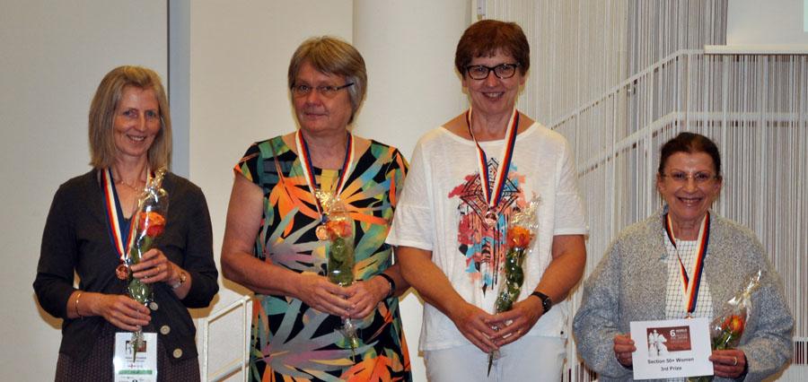Women's Team report – Radebeul 2018