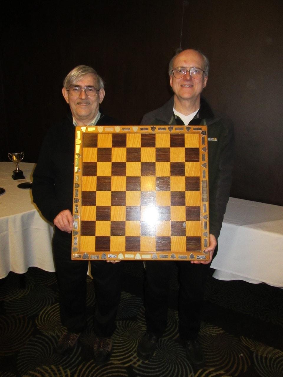 Open winners Sutton Coldfield