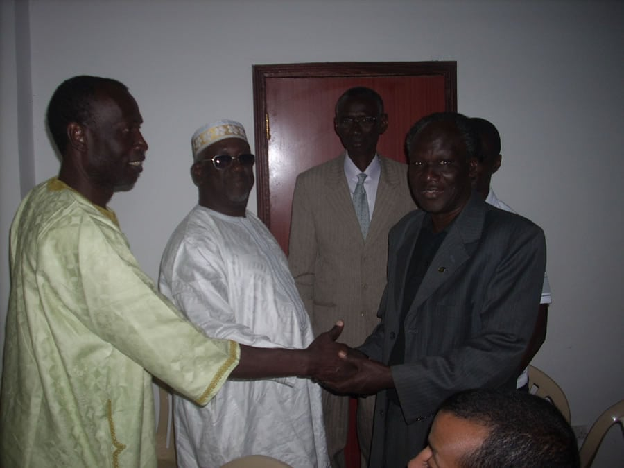 senegalese_delegation_welcomes_by_the_executive_members_of_gcf