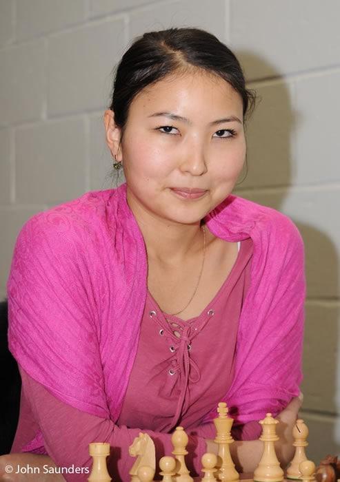 Guliskhan-Nakhbayeva