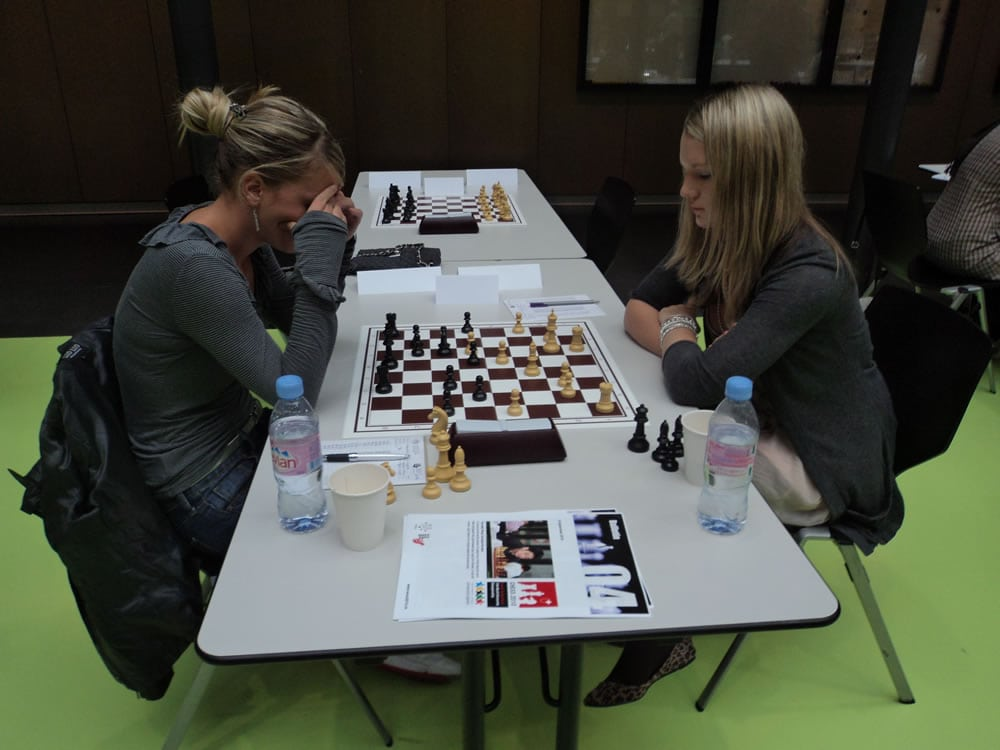Sarah v Sandra Djukic, round 7