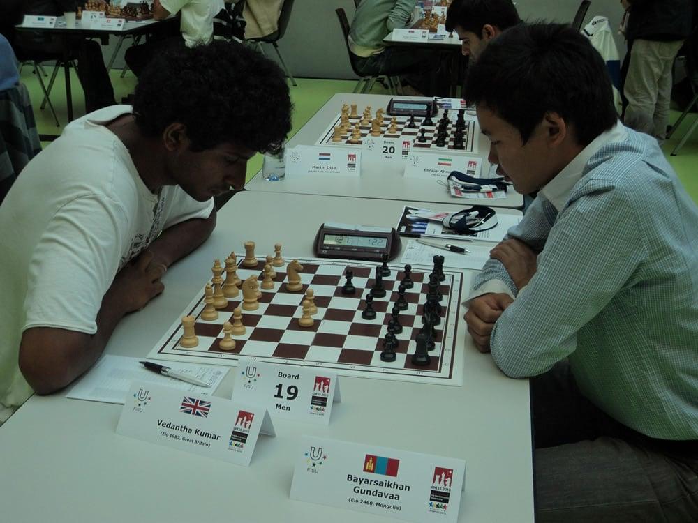 Vedantha v IM Gundavaa round 2