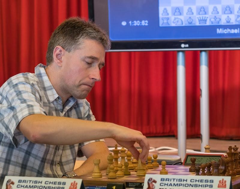 British Chess Championships 2016 – Week 1 – English Chess Federation