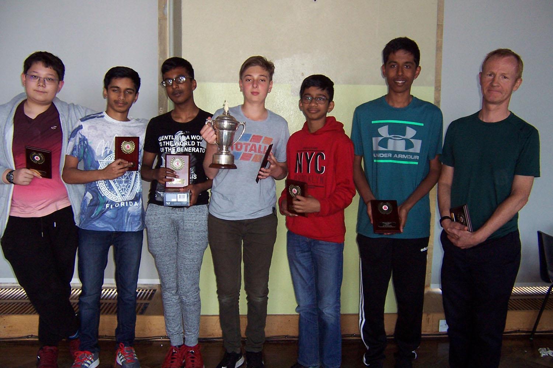 NSCC U19 finals