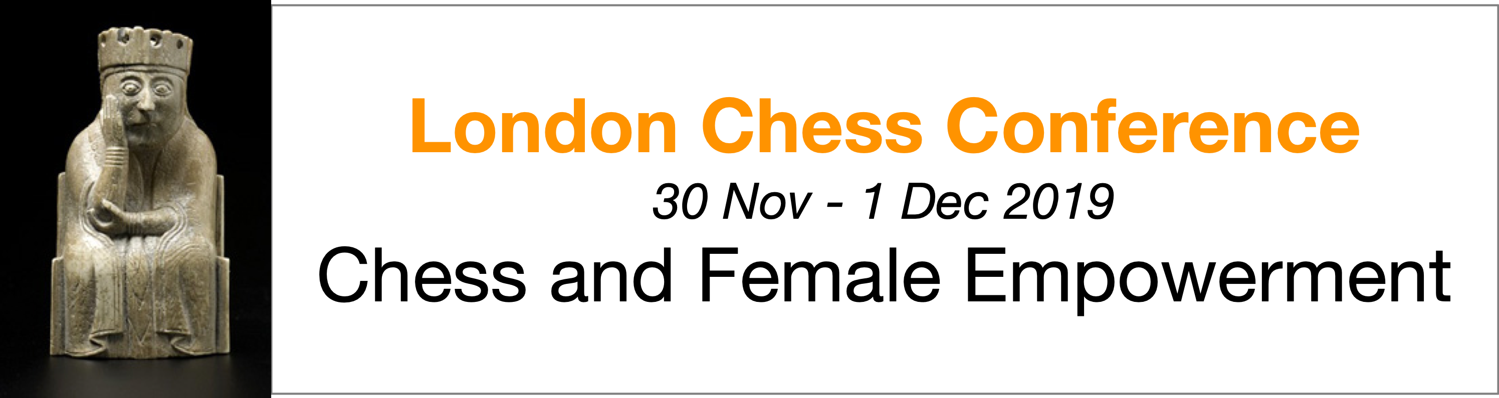London Chess Conference @ Irish Cultural Centre, Hammersmith