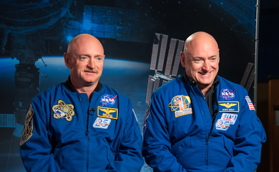 Twins at NASA to highlight the membership duplicate problems