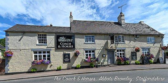 Abbots Bromley Blitz @ Coach & Horses, High St, Abbots Bromley, WS15 3BN